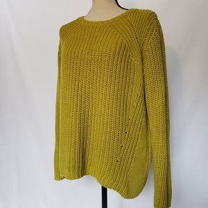 Chunky Knit Jones New York Signature Sweater - XL